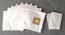 10 sacs pour aspirateur pour support plus ps-1800w.55 ne, Filtre sacs +2 Filtre