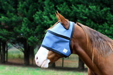 High Brow Eye Protection Shade doubles as fly mask 90% Uv protection! Great