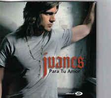 Juanes-Para Tu Amor cd single incl video