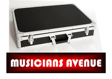 CNB EFFECTS PEDAL BOARD + ROAD CASE REMOVABLE LID (Suitable For Wah & 8+ Units)