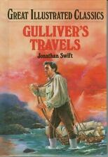 Great Illustrated Classics: Gulliver's Travels by Jonathan Swift (Hardcover)