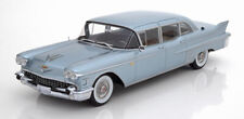 1958 Cadillac Fleetwood 75 Saloon Light Blue metallic by BoS Models LE300 1/18