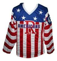 Any Name Number Size Rochester Americans Retro Custom Hockey Jersey