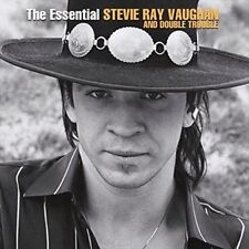 The Essential Stevie Ray Vaughan and Double Trouble Vinyl 0889853577514