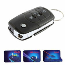 1X Shocking Electric Shock Novelty Car Key Remote Prank Trick Joke Toy Gift Fun
