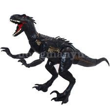 "5.9"" Jurassic park toys Jurassic World Black Indoraptor Dinosaurs Action Figure"