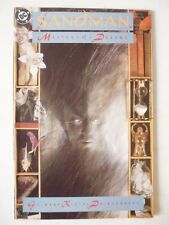 SANDMAN MASTER OF DREAMS ISSUE # 1. DC COMICS. RARE. JAN.1989. NEIL GAIMAN. NM