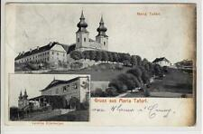 AK Maria Taferl, Veranda Eilenberger, 1901