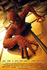 Spider-Man Regular Movie Poster Orig Double Sided 27x40