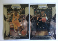 LOT (2) Ja Morant 2019 Panini Prizm - Rookie Card - RC Memphis Grizzlies Sharp!