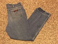 VINTAGE Wrangler Regular Fit Jeans Denim Pants Men's 36x28