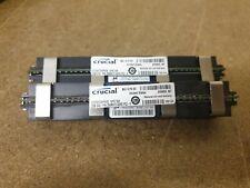 4GB (2x 2GB) DDR2 PC2 CT25672AP80E.18FE1D4 Crucial Apple Mac Pro 3.1 2008 Ram