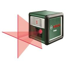 Bosch Kreuzlinienlaser Linienlaser Quigo 0603663500 inkl. Universalklemme