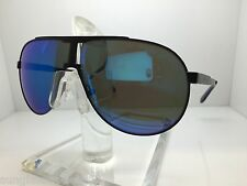 NEW CARRERA SUNGLASSES NEW PANAMERIKA 0IDK Z0  MATTE BLUE/BLUE MIRROR LENS