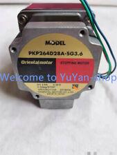 1PC ORIENTAL MOTOR PKP264D28A-SG3.6 STEPPING MOTOR SHIP EXPRESS #T3527 YS