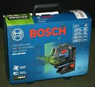 Bosch GCL100-40G 100 ft. Self Leveling Cross Line Laser with VisiMax Green Beam photo