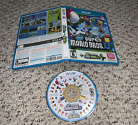 New Super Mario Bros. U + New Super Luigi U (Nintendo Wii U) Tested