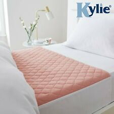 "Kylie-3, Bed Pad Washable Absorbent Incontinence Sheet ,91 x 91cms,36""x36"" Pink"