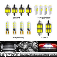 Car Interior Map Cabin Reading Light Replacement Kit 501 T10 C5W C10W 31mm 41mm