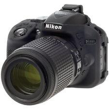 easyCover Nikon D5300 Silicone Camera Case Black EA-ECND5300B FREE US SHIPPING
