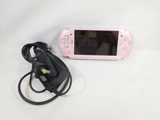 SONY PSP Playstation Portable PSP-3000ZP Blossom pink w Battery Pre-owned