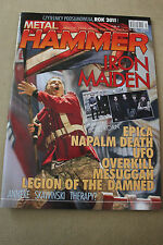 Metal Hammer 3/2012 - Iron Maiden, Korn,  POLISH MAGAZINE