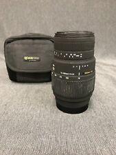 Sigma DG APO Macro 70-300mm f/4.0-5.6 Lens