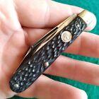 Vintage Antique Boker Tree Brand USA 83 Barehead Jack Pocket Knife