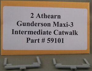 Athearn Parts - Gunderson Maxi-3 Intermediate Catwalk Part # 59101