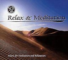 Relax Meditation von Various   CD   Zustand sehr gut