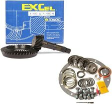 "GM 8.875"" Chevy 12 Bolt TRUCK 4.56 Ring and Pinion TIMKEN Master Excel Gear Pkg"