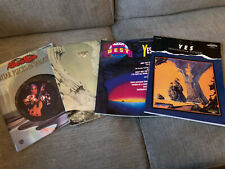 LOT Vintage YES - Relayer, Steve Howe, Yes Years, Best Of Sheet Music Song Books