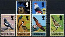 Seychelles 1972 SG#308-313 Rare Birds MNH Set #D58442