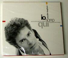 CLAUDIO BAGLIONI - IO SONO QUI - CD Jewelbox + Slidepack SIGILLATO