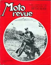 MOTO REVUE . N° 1863 . 9 décembre 1967 . Trial à Usson du Poitou .