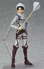 Figma EX-020 Attack on Titan Levi cleaning ver. Limited figure Max Factory