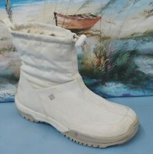 Womens Columbia BL2245-139 Erial 2 Cream Omni Grip Winter Boots! Size 7