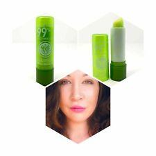 Aloe Vera Lippenstift mit Farbwechsel Kussecht Lipstick 3,5 Gramm Kiss Beauty