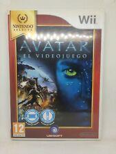 AVATAR Jame's Cameron's Nintendo Wii PAL España