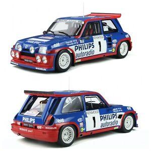 1/12 Ottomobile Renault Maxi 5 Turbo Tour De France Auto 1985 Livraison Domicile