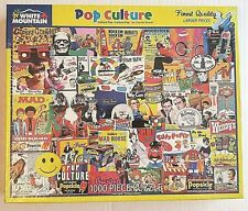 POP CULTURE - 1,000 piece jigsaw puzzle - Larger pieces - New - Charlie Girard