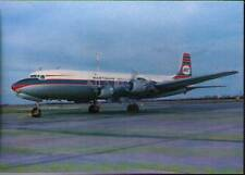 (xb5) Airplane Postcard: Martinair Holland, Douglas DC-6A
