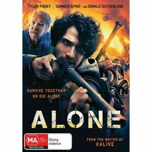Alone (DVD, 2020) NEW