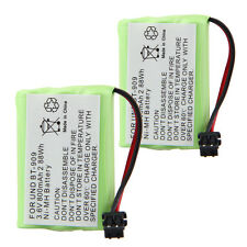 2x Cordless Home phone Battery for Uniden Bbty0616001 Dct7383T Dct738-4 Dect1500