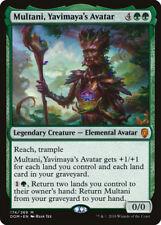 Multani, Avatar de la Yavimaya PREMIUM / FOIL VO  English Yavimaya's - Magic mtg