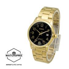 Casio Men's Standard Analog Watch MTPV002G-1B MTP-V002G-1B