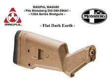 Magpul Mag490-Fde Sga Shotgun Stock for Mossberg 500 590 590A1 - Flat Dark Earth
