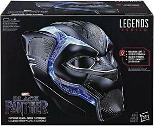 Black Panther Electronic Helmet Marvel Legends HASBRO Avengers Casco Elettronico
