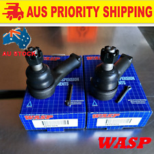 NEW PAIR Protex Tie Rod End fits Holden Commodore Vr Vs Vt Outer WTE924 or TE750
