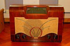 Poste radio ancien à lampes ARIANE 70121 (A identifier - Machine rare !)